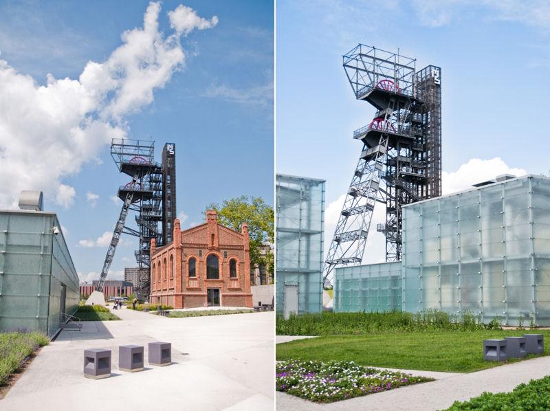 Nowe Muzeum Śląskie by Migawkowo