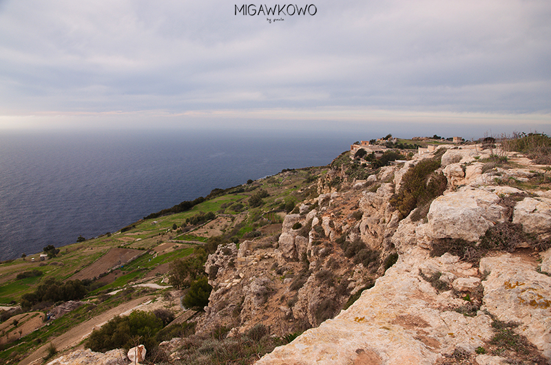 Dingli Cliffs na Malcie